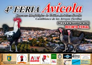 4ª FERIA AVÍCOLA CASTILBLANCO DE LOS ARROYOS @ Castilblanco de los Arroyos